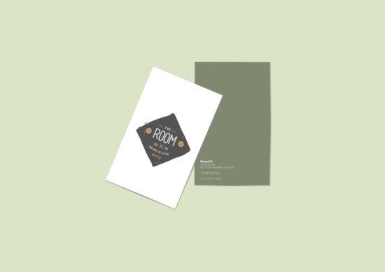Room 76 - Portfolio I AM studio - Andrea Marinsalta